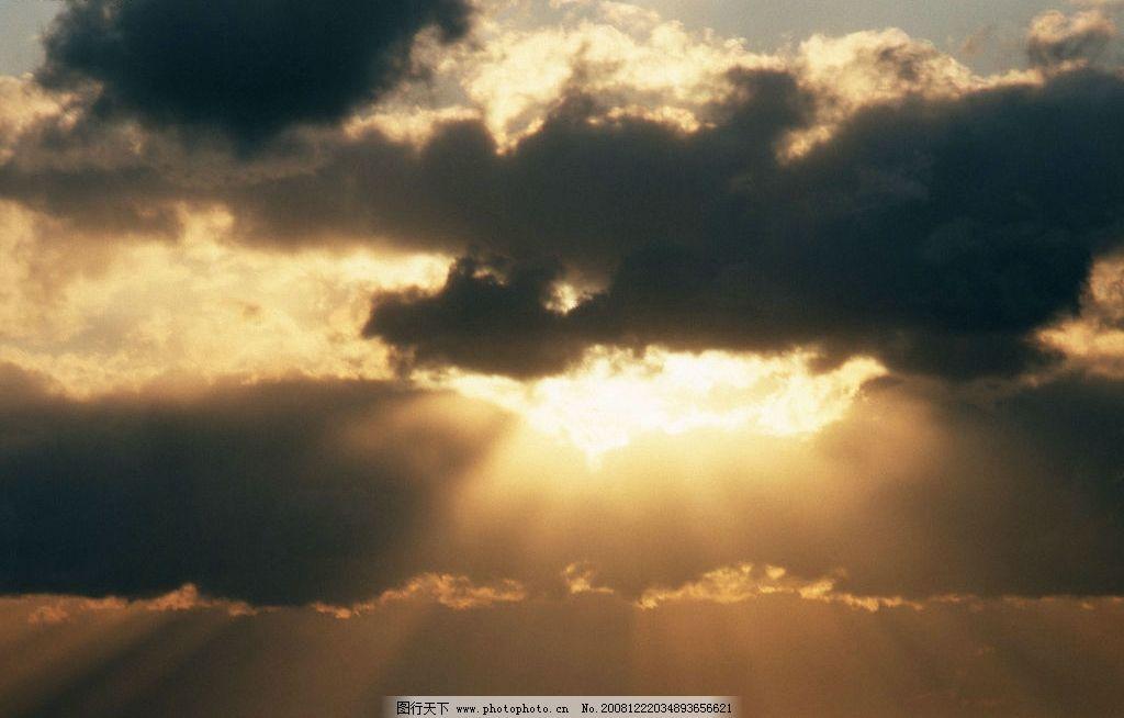 海报  乌云遮日图片 自然风光 自然风景 自然景观 天空 乌云密布 阳光