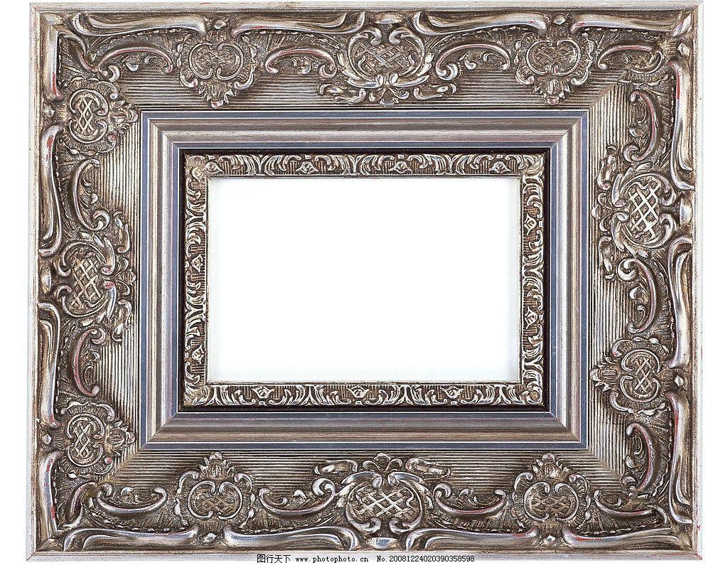 边框 木头边框 底纹边框 花边花纹 设计图库 350dpi jpg