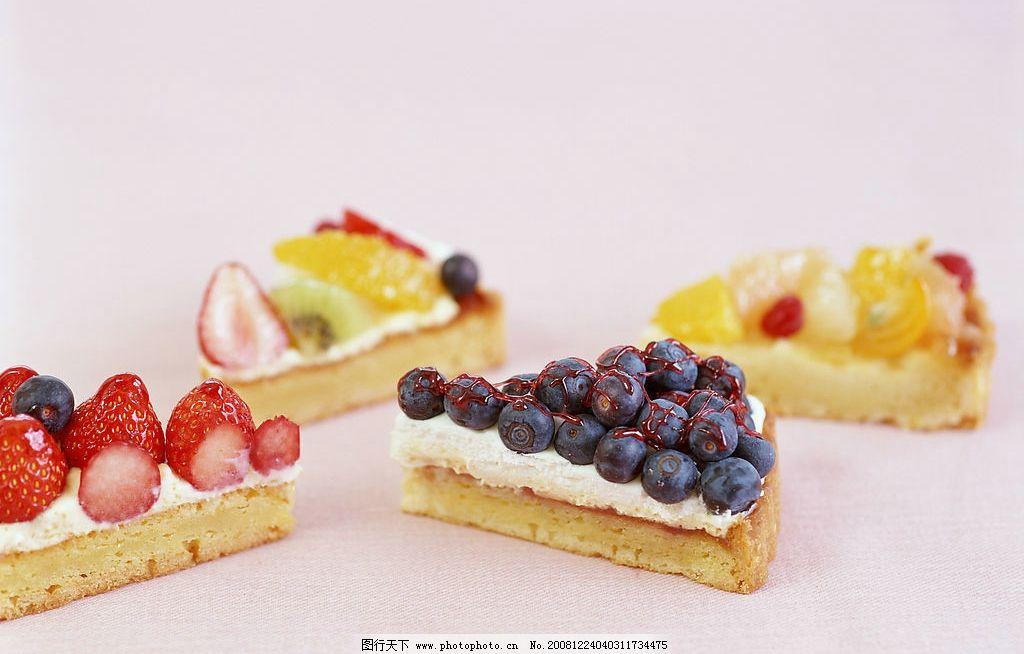 食物蛋糕图片