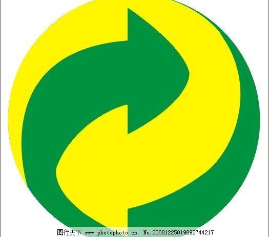环保标志 标识标志图标 公共标识标志 矢量图库 cdr