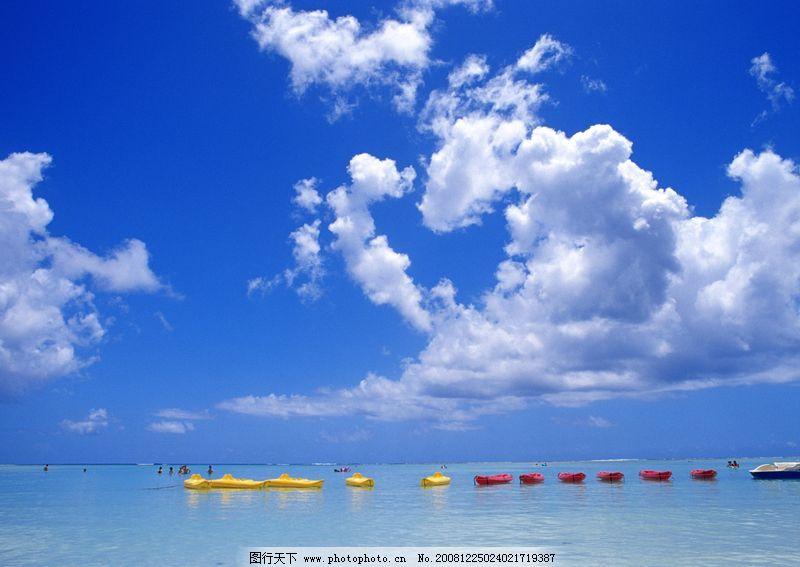 天空白云0056 自然风景