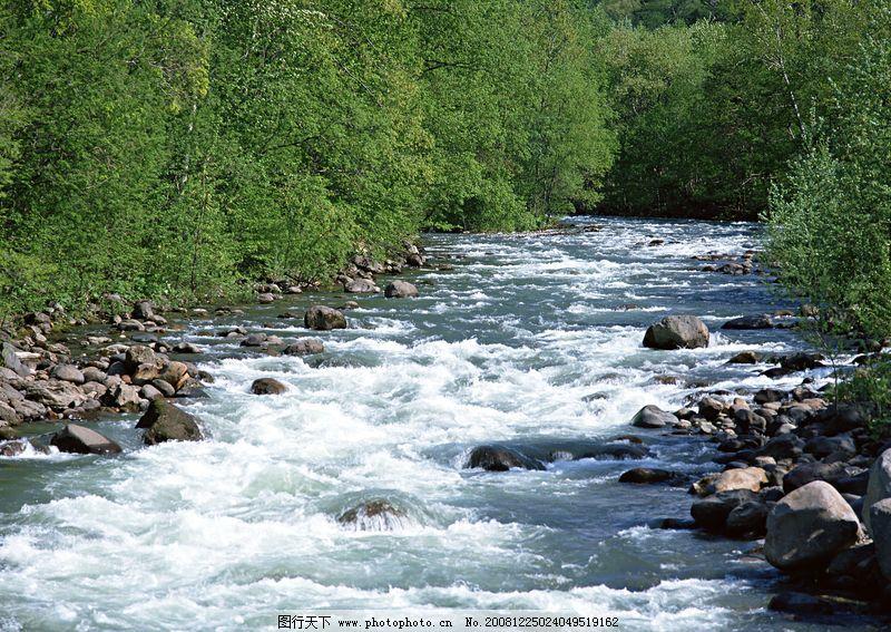 瀑布水源0147 自然风景