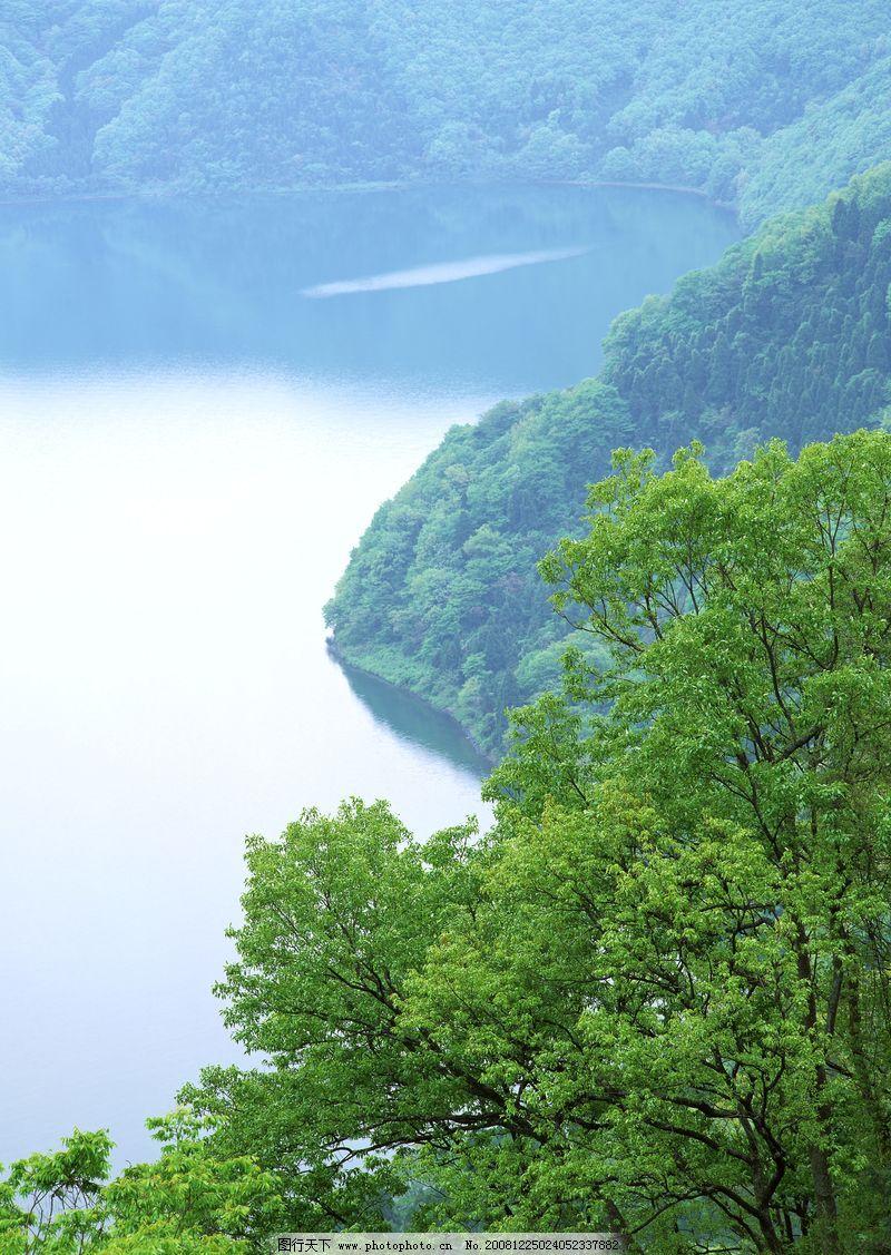 瀑布水源0269 自然风景