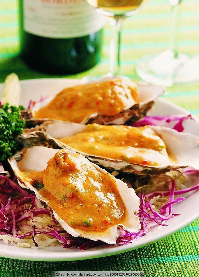 海鲜 平面设计 餐饮 美食 佳肴 摄影图库