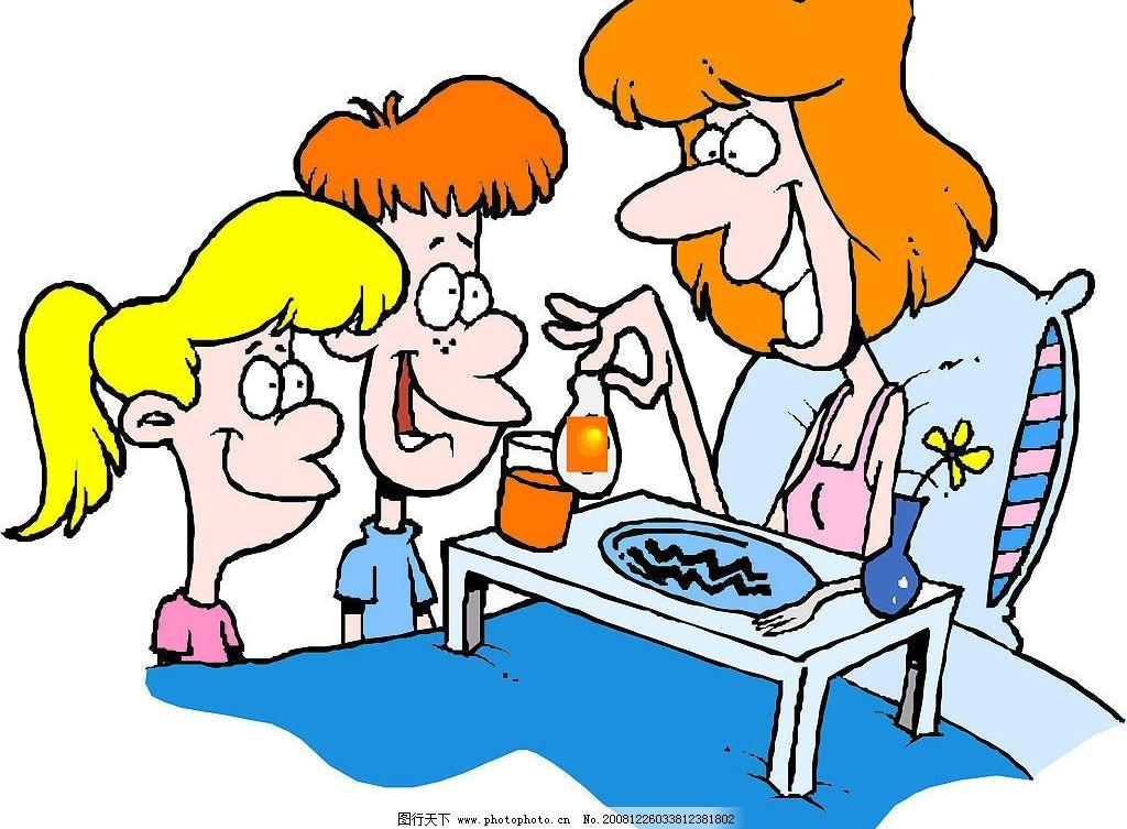 妈妈和孩子 即即和孩子 其他矢量 矢量素材 矢量图库 cdr