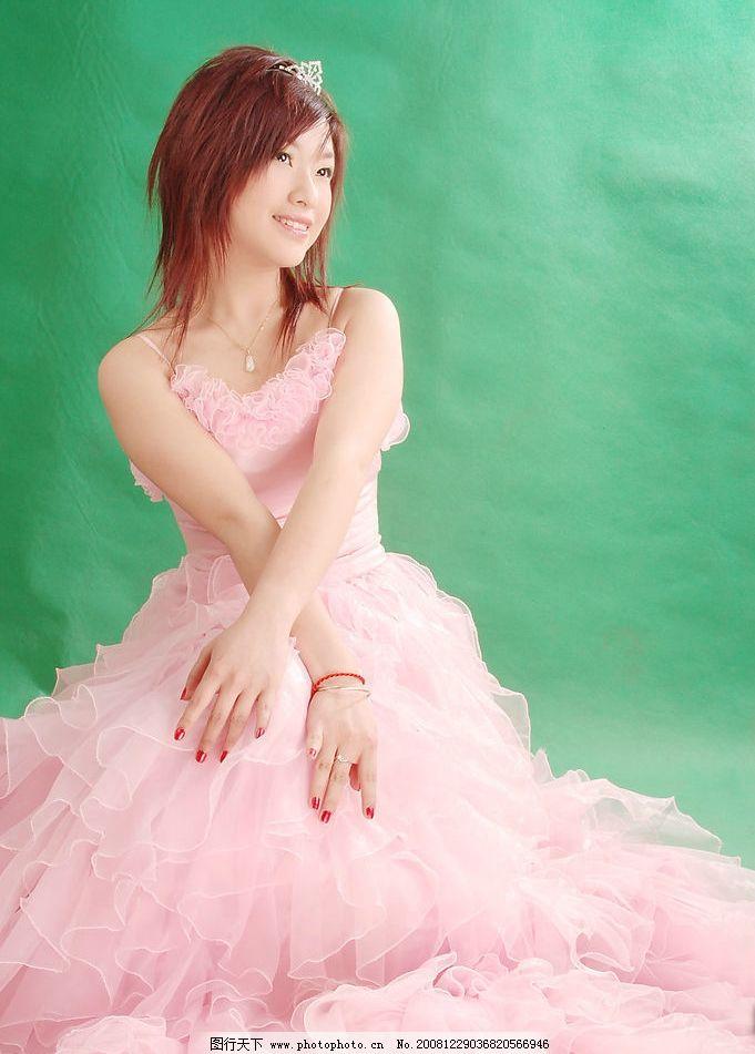 婚纱摄影 婚纱 礼服 摄影 写真 美女 人物图库 女性女人 摄影图库 300