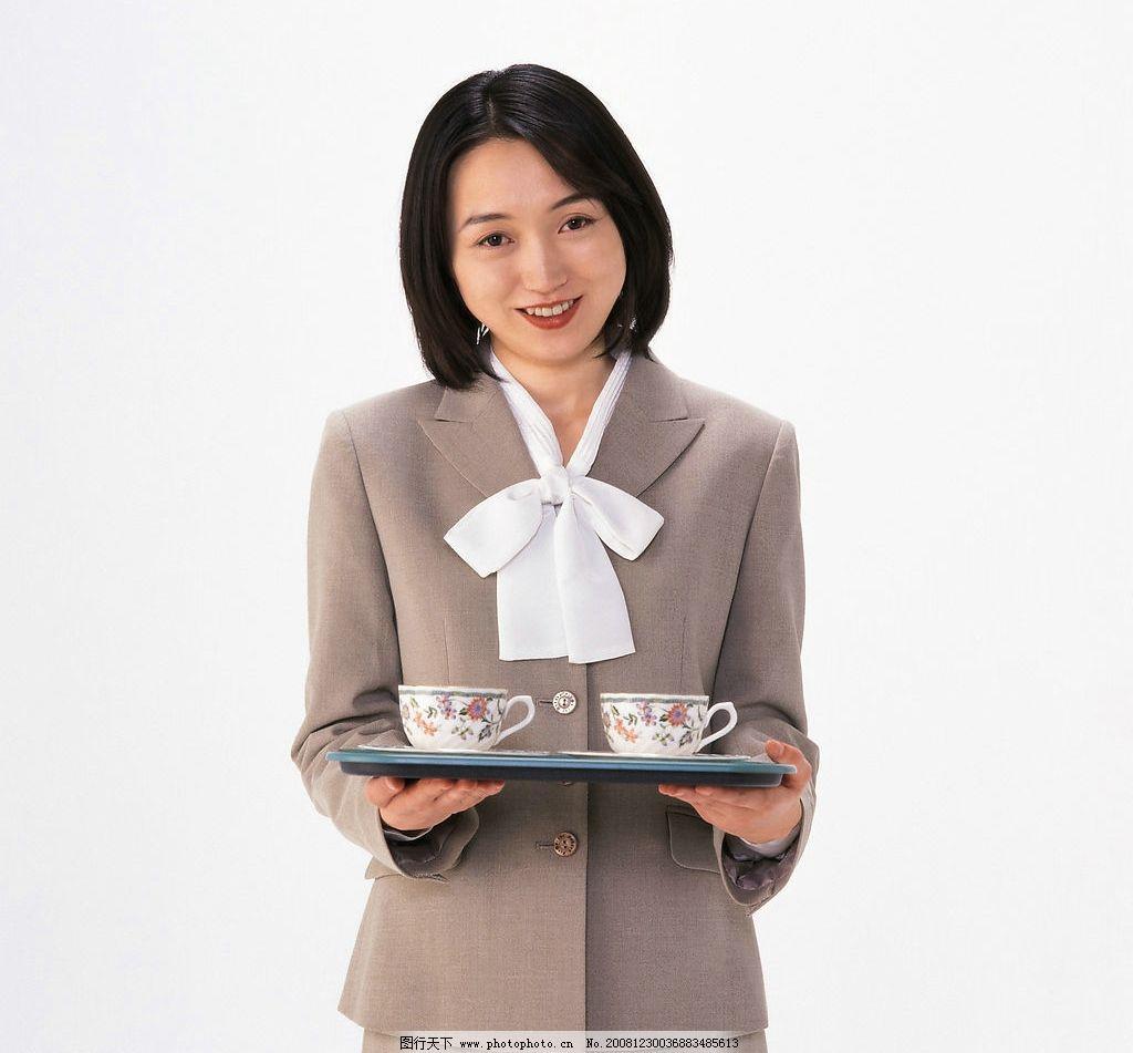 职场女性图片