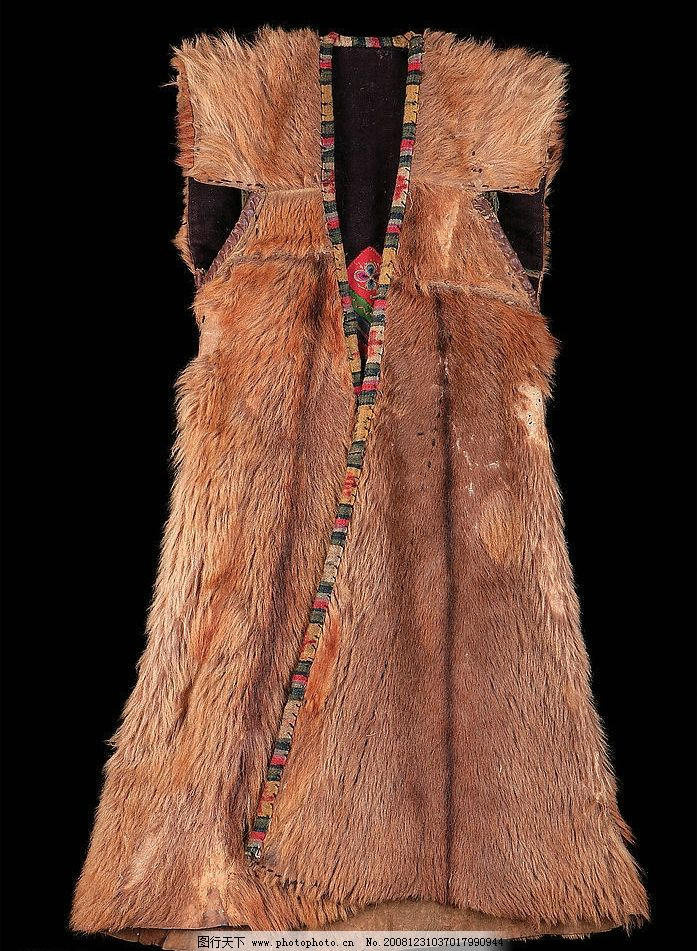 藏族 藏民族 羊皮衣服 羊 古代衣服 古代服装 古藏族 其他 图片素材